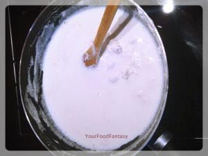 Indian Almond Milk Recipe