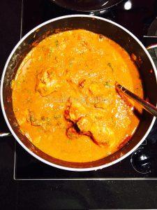 bhuna chicken recipe at your food fantasy