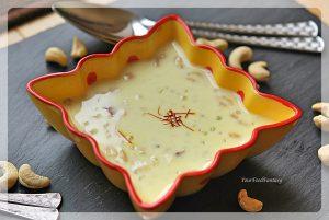Sabudana Kheer Recipe | Your Food Fantasy by Meenu Gupta
