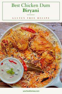 How to make best Chicken Dum Biryani Recipe | Your Food Fantasy