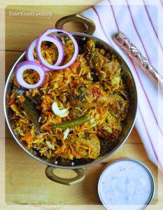 Chicken Dum Biryani Recipe   Your Food Fantasy