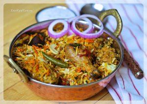 Hyderabadi Chicken Dum Biryani Recipe | YourFoodFantasy.com