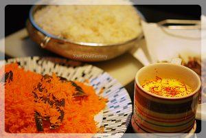 chicken biryani prepration at yourfoodfantasy.com by meenu-gupta   follow on twitter @yourfoodfantasy
