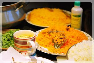 chicken biryani prepration at yourfoodfantasy.com by meenu gupta  Like us on https://facebook.com/yourfoodfantasy