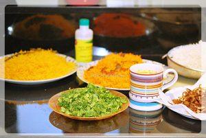 chicken biryani prepration recipe at yourfoodfantasy.com by meenu gupta