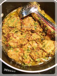 chicken cooking for chicken biryani prepration recipe at yourfoodfantasy.com by meenu gupta