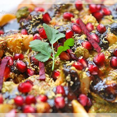Delhi Style Papdi Chaat   Your Food Fantasy