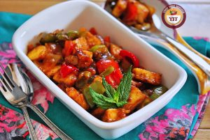 Chilli Paneer Recipe   Your Food Fantasy