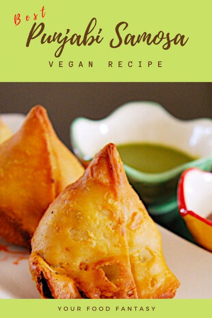 Best Punjabi Samosa Recipe   Your Food Fantasy