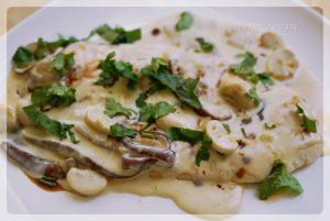 bruschetta con funghi recipe   yourfoodfantasy.com by meenu gupta