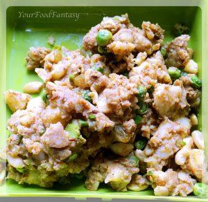 Stuffing for samosa - samosa filling   yourfoodfantasy