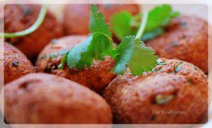Paneer Potato Cutlet | Navratri special | yourfoodfantasy.com
