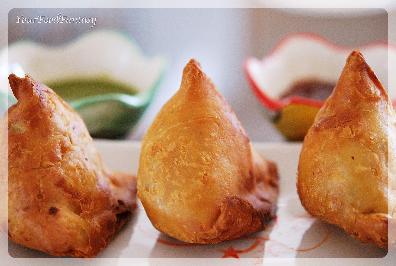 samosa recipe | your food fantasy by meenu gupta