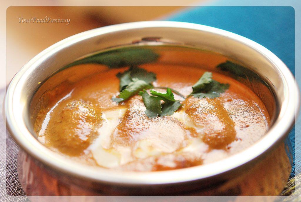 Malai Kofta Recipe | YourFoodFantasy.com