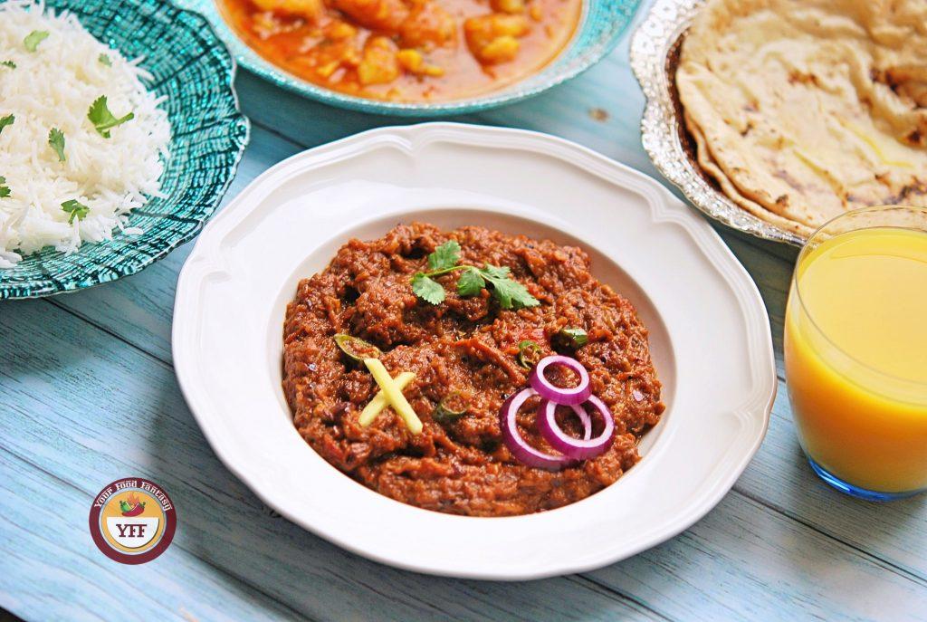 How to make Baingan Bharta Recipe | Your Food Fantasy