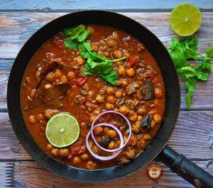 Chana Masala Curry - Chole Recipe   Your Food Fantasy