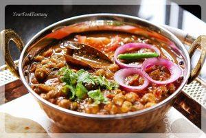 Chickpea curry recipe - Punjabi Chole   Your Food Fantasy