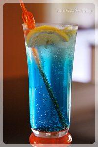 Blue Lagoon Recipe   Mocktail Recipe   YourFoodFantasy