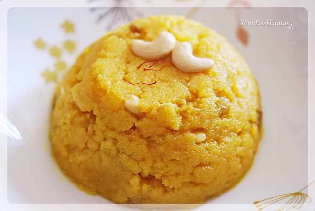 Moong Dal Halwa Recipe   YourFoodFantasy