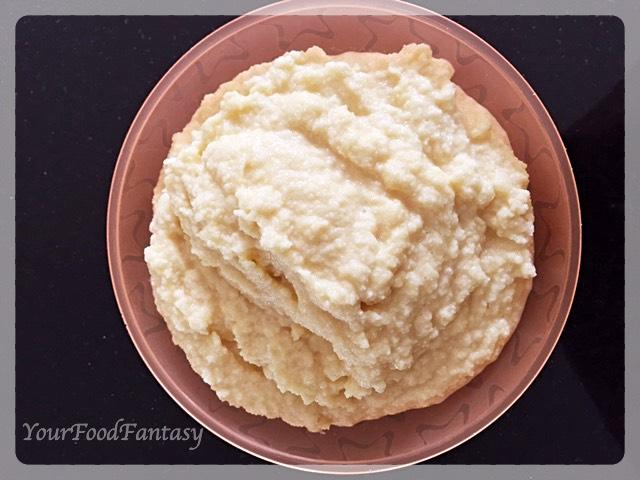 Moong Dal Paste   Moong Dal Halwa Recipe