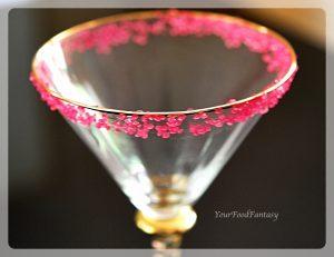 Strawberry Margarita Glass   Your Food Fantasy