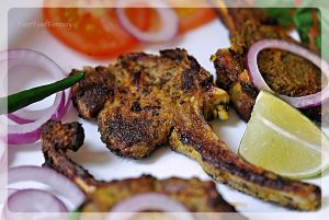 Lamb Chops or Mutton Chops Recipe Step by Step