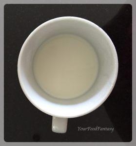 Milk for Ghevar Recipe   YourFoodFantasy.com