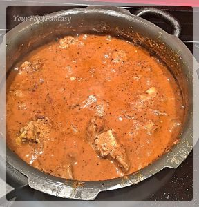 Achari Gosht Cooking | Your Food Fantasy