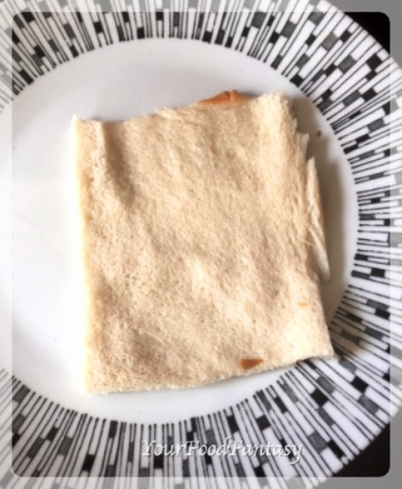 Moist Bread for Stuffed Bread Roll | YourFoodFantasy.com