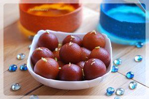 Easy Gulab Jamun recipe | Your Food Fantasy