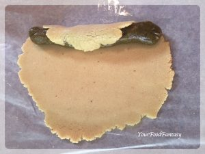 Kaju Pista Roll Recipe   Cashew Pistachio Fudge
