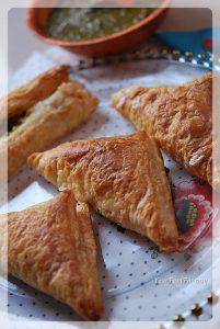 Puff Panner Patties Recipe   Your Food Fantasy