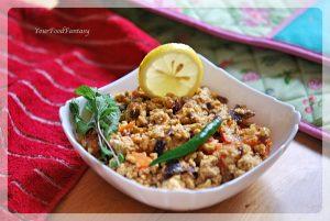 Dhaba Style Paneer Bhurji   Your Food Fantasy by Meenu Gupta