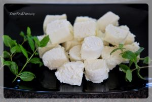 How to make paneer at home step by step recipe   Your Food Fantasy