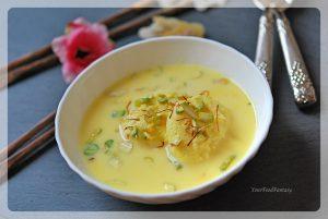 Rasmalai Recipe | How to make Rasmalai | Your Food Fantasy