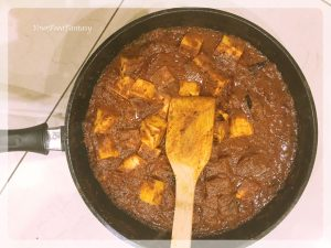 Achari Paneer Home made Recipe   YourFoodFantasy.com