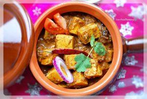 Achari Paneer Recipe   Your Food Fantasy by Meenu Gupta