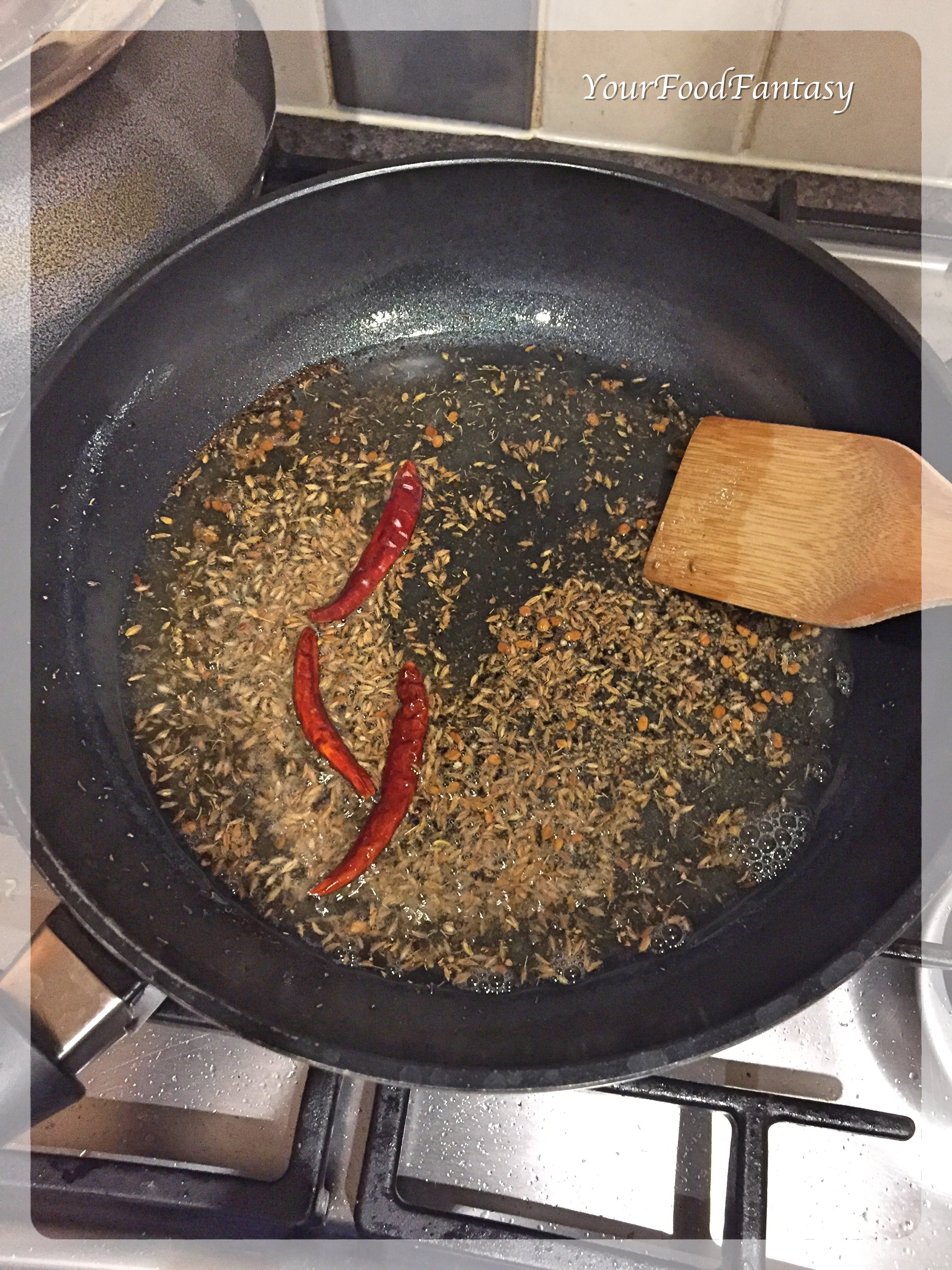 How to make Achari Paneer at Home | YourFoodFantasy.com