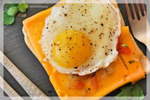 Egg Kejriwal Recipe