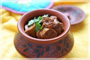 Handi Gosht Recipe | Indian Lamb Curry | YourFoodFantasy.com