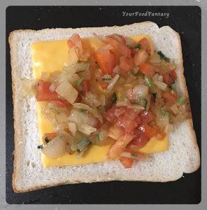 Iranian Cafe   Egg Kejriwal Recipe   Your Food Fantasy