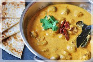 Mushroom Curry | Mushroom Tikka Masala | Your Food Fantasy