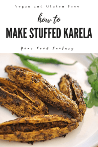 Stuffed Karela Recipe   Your Food Fantasy