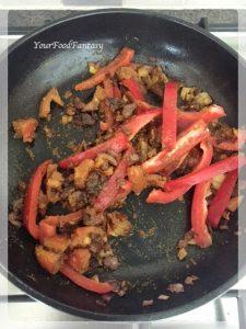 How to Make Prawn Capsicum Curry