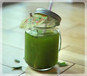 Raw Mango Drink - Aam Panna Recipe | Your Food Fantasy