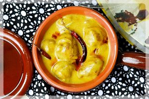 Punjabi Kadhi Recipe | YourFoodFantasy.com