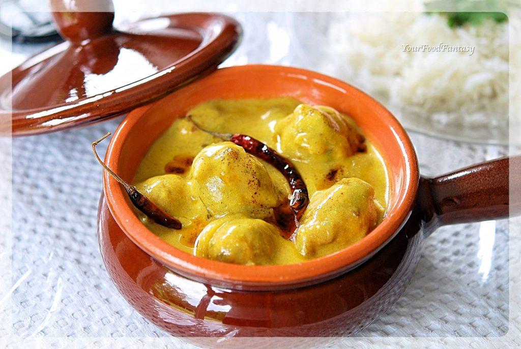 Recipe for Punjabi Kadhi | YourFoodFantasy.com