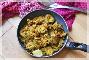 Karele Ke Sabzi | Your Food Fantasy