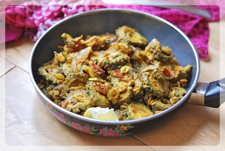 Masala Karela - Karele Ke Sabzi | Your Food Fantasy by Meenu Gupta