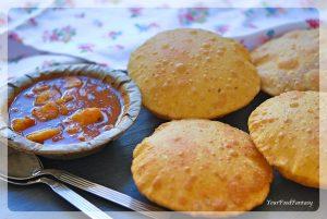 Bedmi Puri Recipe   Your Food Fantasy